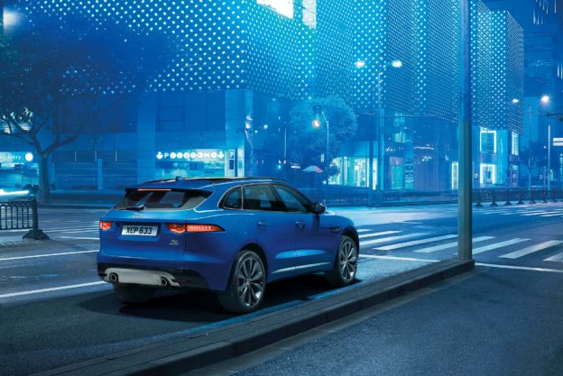 Jaguar F-Pace | Fanaticar Magazin