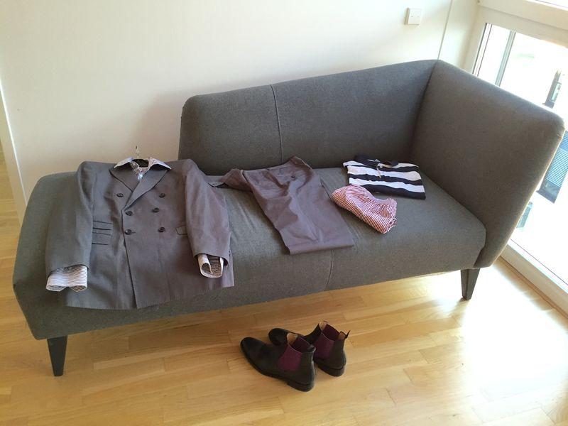 John Crocket: Fashion für Männer