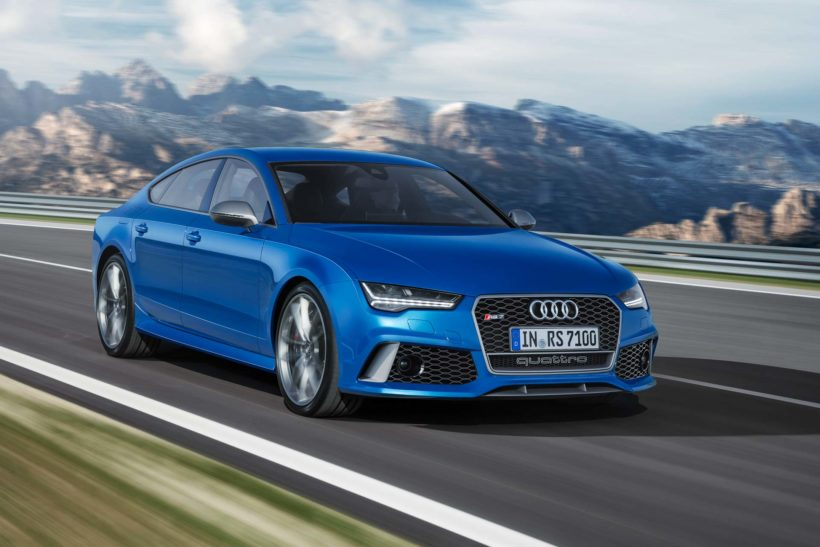 2015 Audi RS6 & RS7 performance | Fanaticar Magazin
