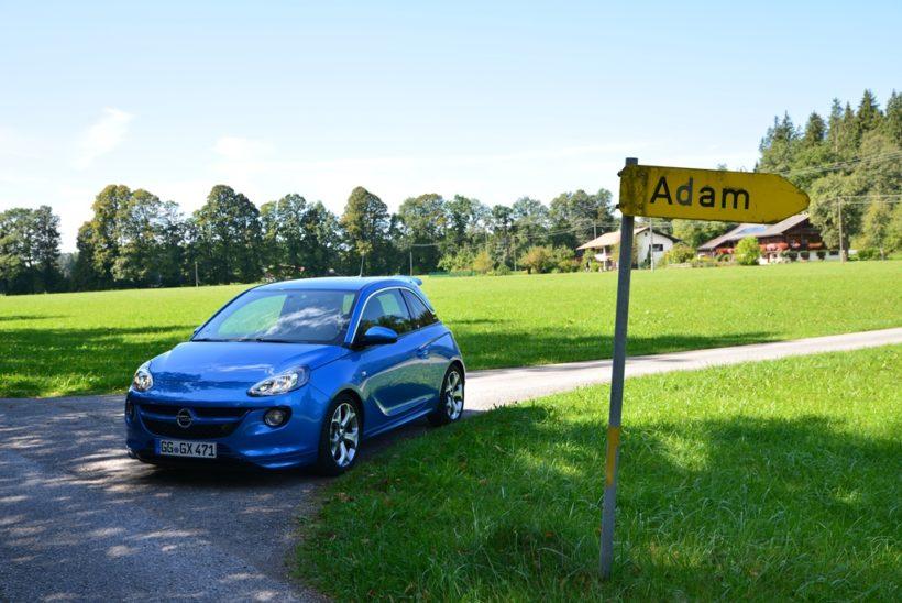 Opel Adam S | Fanaticar Magazin