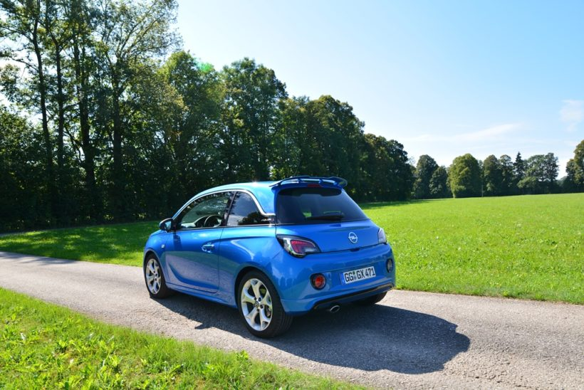 Opel Adam S   Fanaticar Magazin