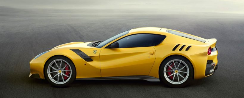 2016 Ferrari F12tdf| Fanaticar Magazin