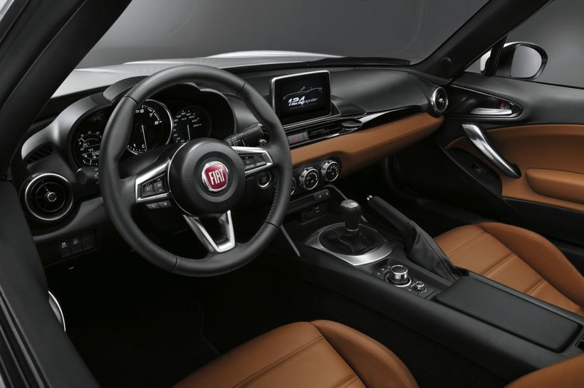 2016 Fiat 124 Spider | Fanaticar Magazin