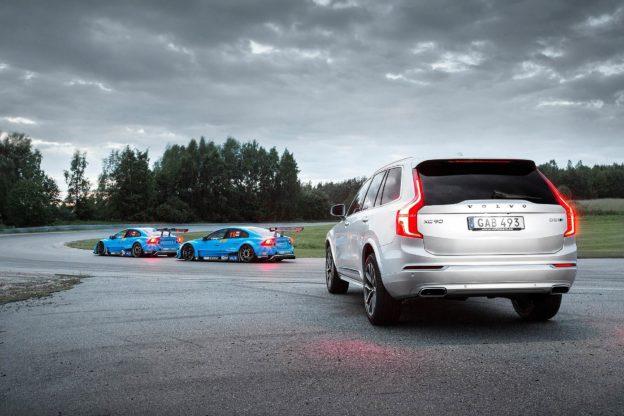 2015 Volvo XC90 Polestar-Performance   Fanaticar Magazin