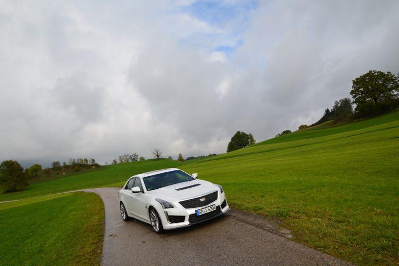 2016 Cadillac CTS-V | Fanaticar Magazin