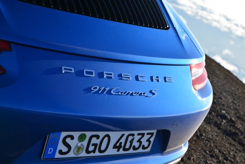 Porsche 911 (2016) | Fanaticar Magazin