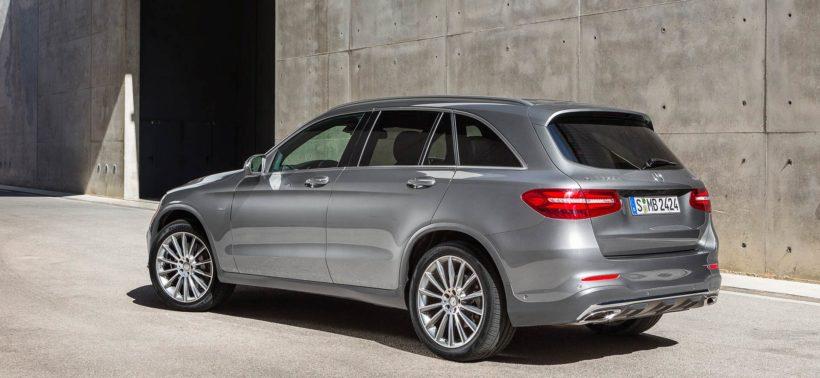 2015 Mercedes-Benz GLC Plug-In Hybrid | Fanaticar Magazin