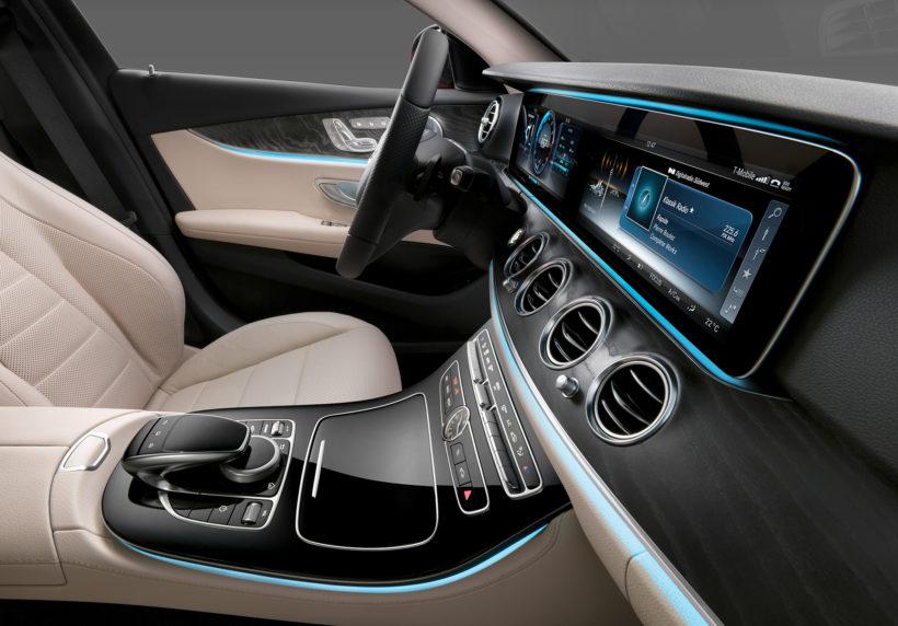2016 Mercedes-Benz E-Klasse Interieur | Fanaticar Magazin