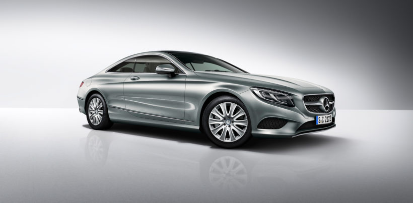 2016 Mercedes-Benz S-Coupe 400 4matic | Fanaticar Magazin