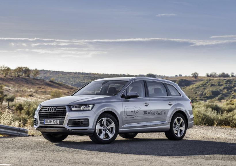 Audi Q7 e-tron 3.0 TDI quattro | Fanaticar Magazin