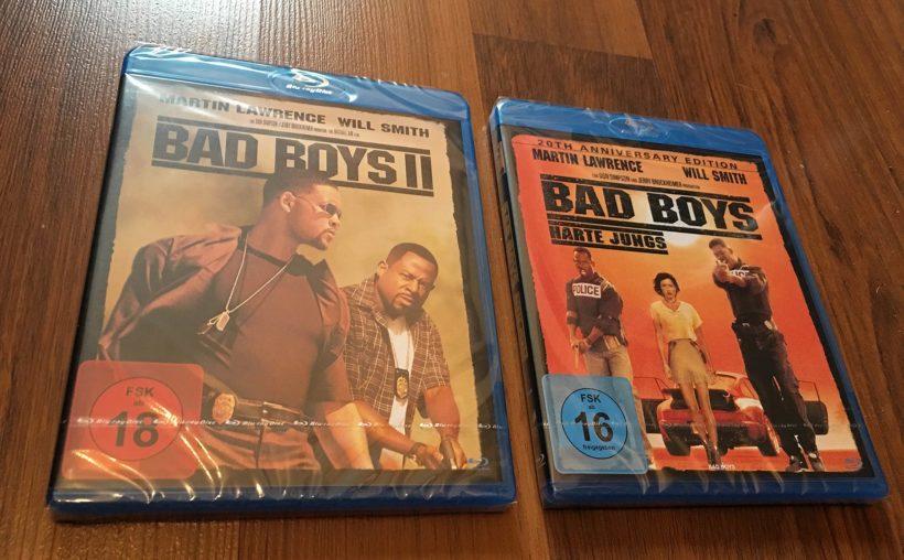 Bad Boys I & II Blu-Ray | Fanaticar Magazin