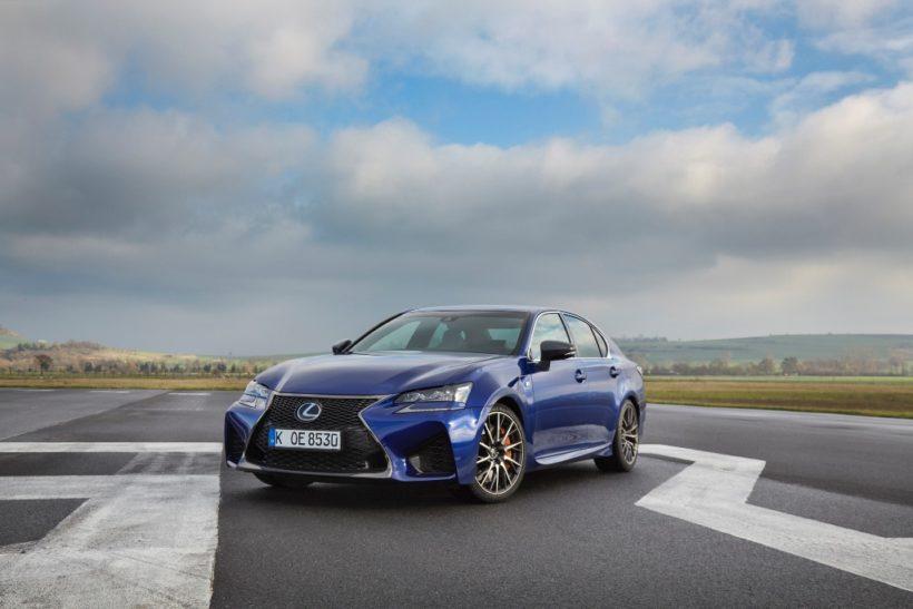 2017 Lexus GS-F | Fanaticar Magazin