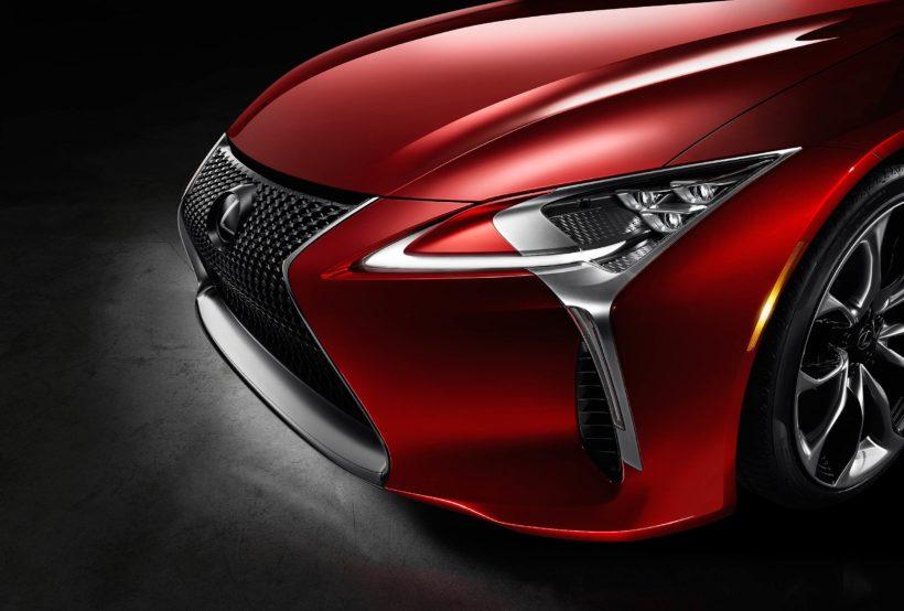 2015 Lexus LC 500   Fanaticar Magazin
