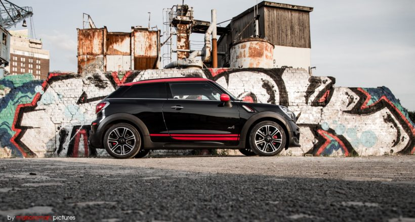 2015 Mini John Cooper Works Paceman All4 | Fanaticar Magazin