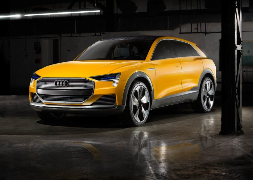 2016 Audi h-tron quattro concept | Fanaticar Magazin
