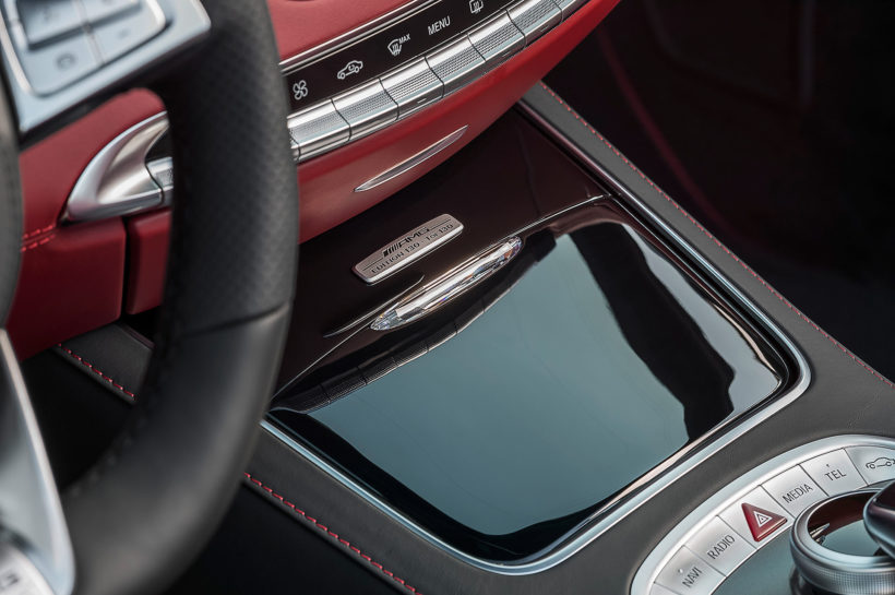 "Mercedes-AMG S 63 4MATIC Cabriolet ""Edition 130""   Fanaticar Magazin"