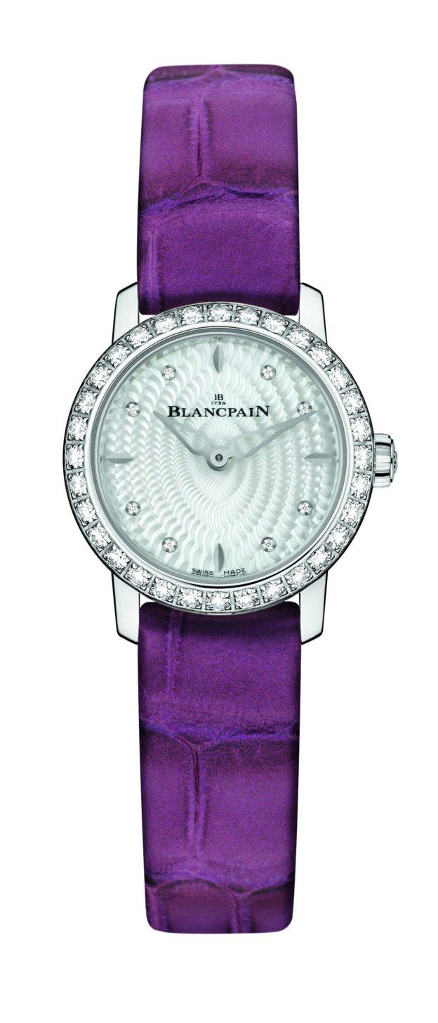 Blancpain Women Ladybird | Fanaticar Magazin