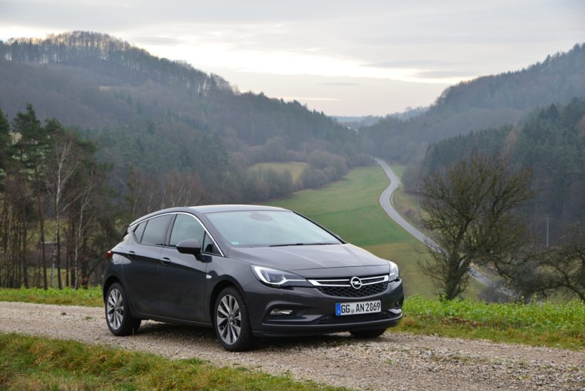 2016 Opel Astra Turbo   Fanaticar Magazin