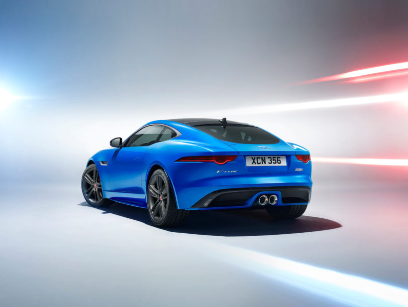 Jaguar F-Type British Design Edition | Fanaticar Magazin
