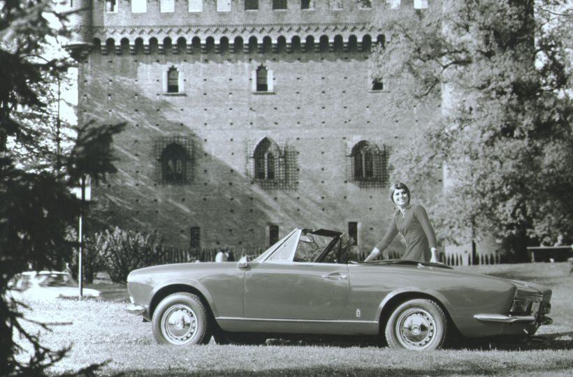 Fiat 124 Spyder   Fanaticar Magazin