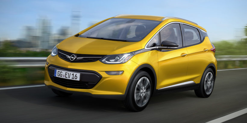 2017 Opel Ampera-e   Fanaiticar