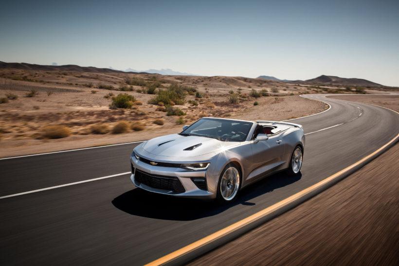 2016 Chevrolet Camaro | Fanaticar Magazin