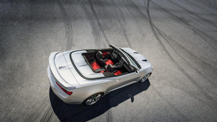 2016 Chevrolet Camaro   Fanaticar Magazin