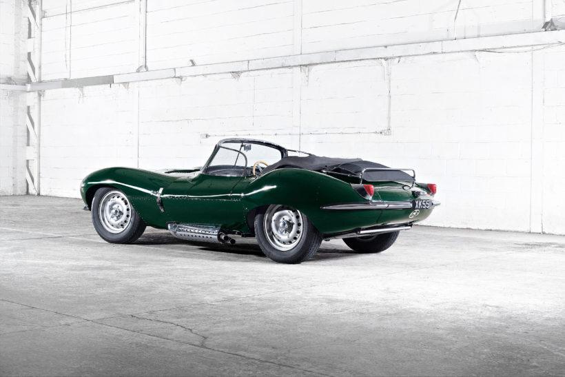 2016 - 1957 Jaguar XKSS | Fanaticar Magazin