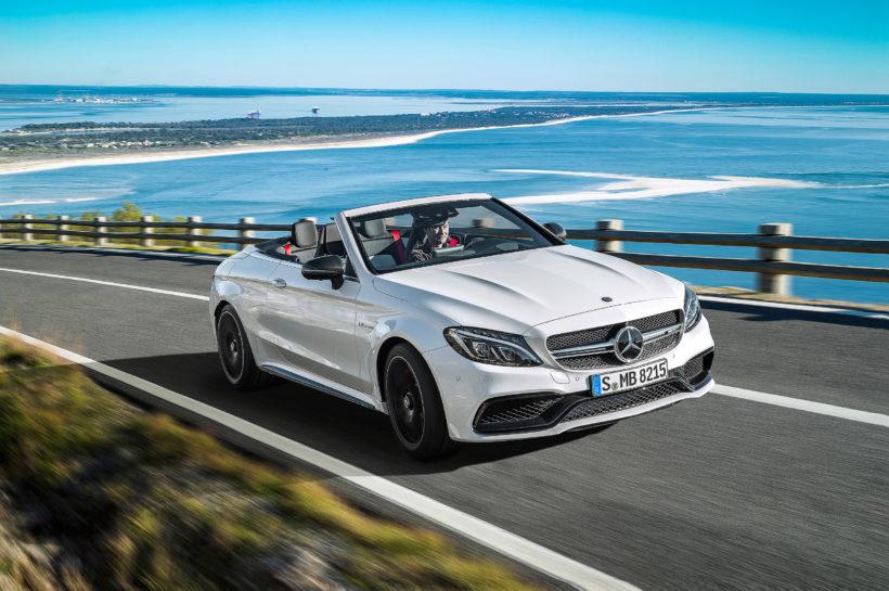 2016 Mercedes-AMG C 63 s Cabriolet | Fanaticar Magazin