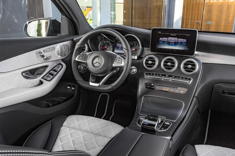 2016 Mercedes-Benz GLC Coupé | Fanaticar Magazin