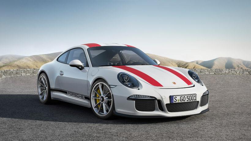 2016 Porsche 911 R | Fanaticar Magazin