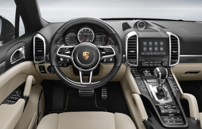 2016 Porsche Cayenne PCM | Fanaticar Magazin