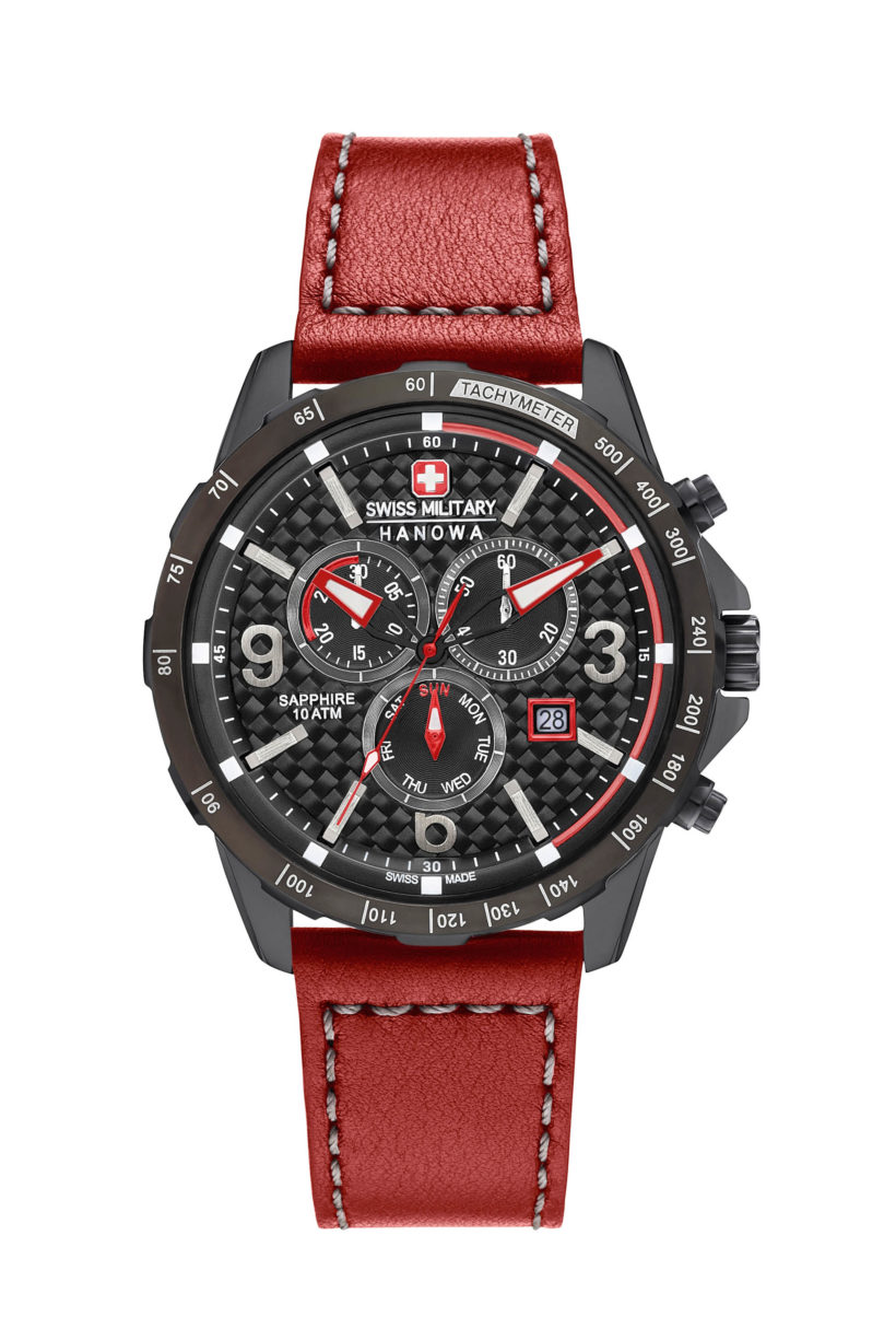 Swiss Military Hanowa ACE Chrono | Fanaticar Magazin
