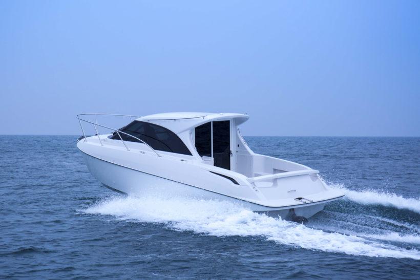 Toyota-28 Concept Sportboot   Fanaticar Magazin