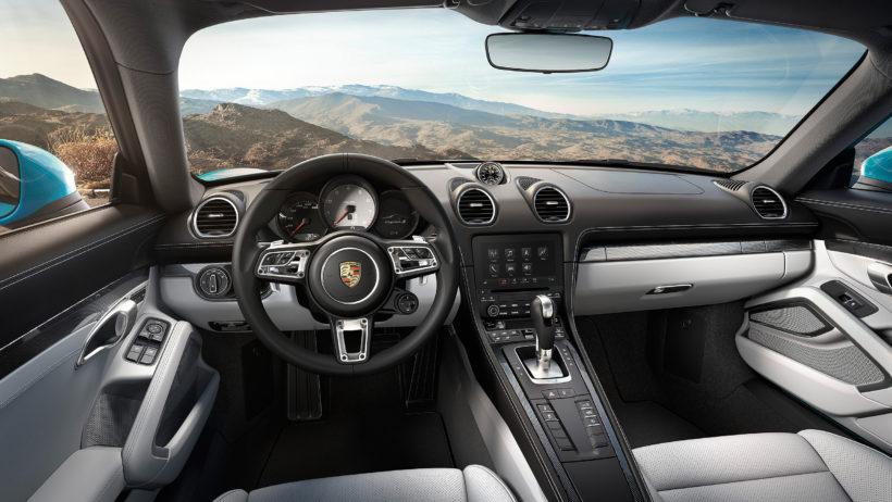 2017 Porsche 718 Cayman S | Fanaticar Magazin