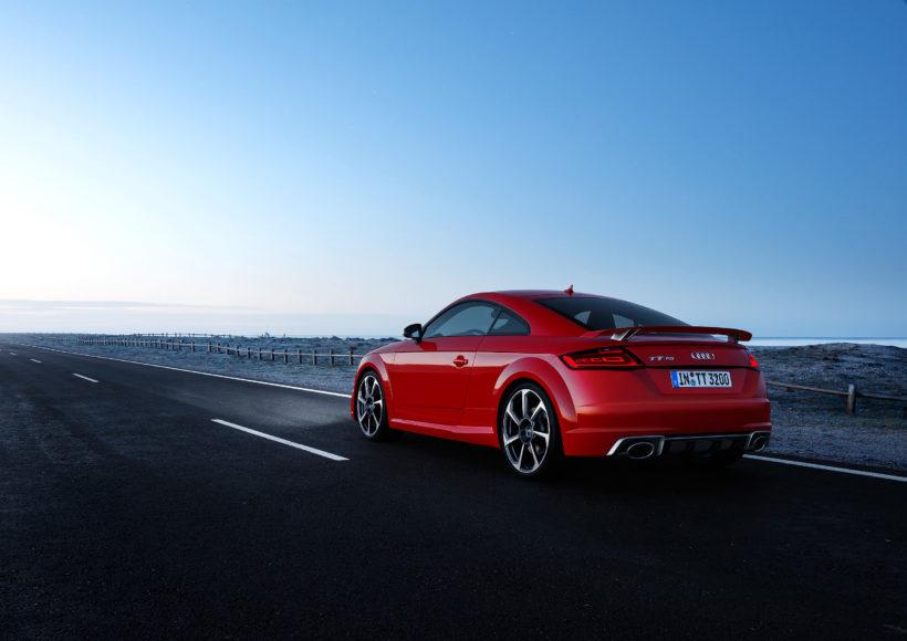 2017 Audi TT RS Coupé & Roadster   Fanaticar Magazin