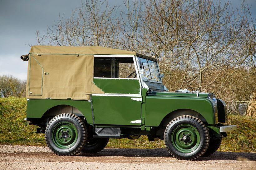 "Land Rover Series I ""Reborn"" | Fanaticar Magazin"