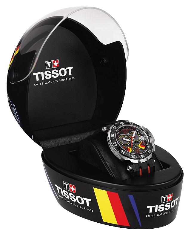 Tissot T-Race Stefan Bradl Limited Edition 2016 | Fanaticar Magazin
