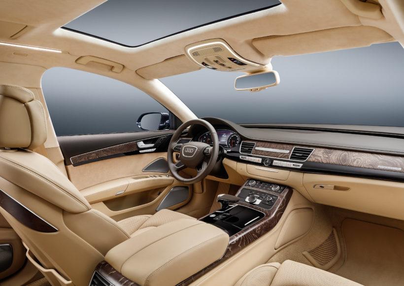 2017 Audi A8 L Extended | Fanaticar Magazin