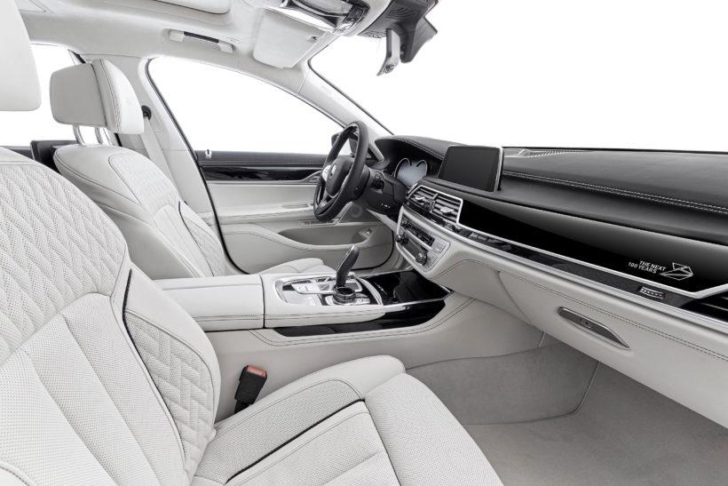 BMW Individual 7er THE NEXT 100 YEARS   Fanaticar Magazin