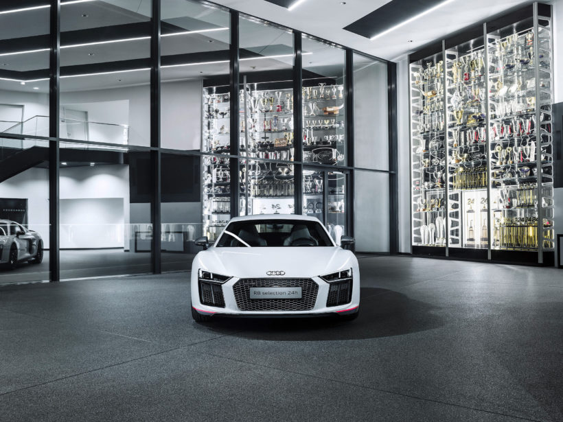 2016 Audi R8 V10 plus Coupe Selection 24h - Fanaticar Magazin
