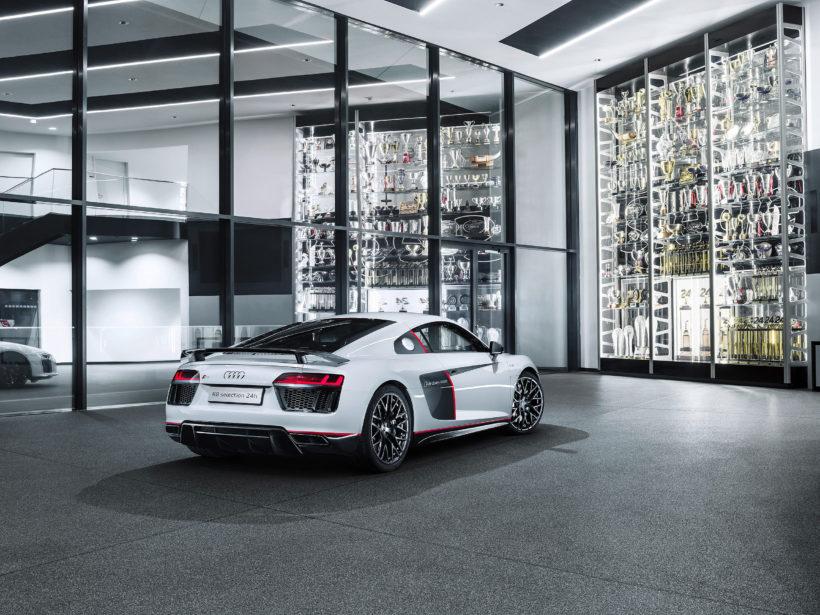 2016 Audi R8 V10 plus Coupe Selection 24h - Fanaticar Magazin