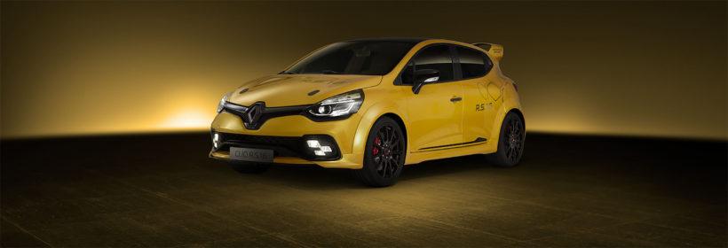 2016 Renault Clio R.S. 16 | Fanaticar Magazin