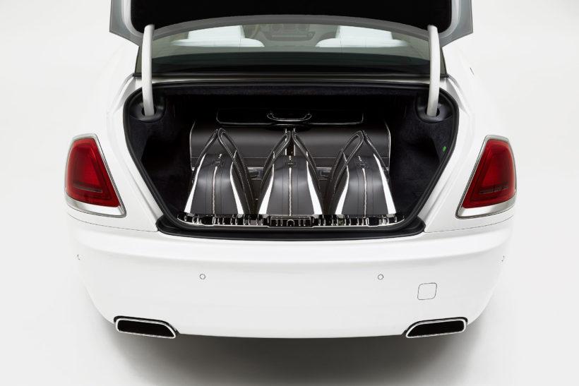 2017 Rolls-Royce Wraith Gepäck   Fanaticar Magazin