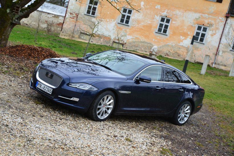 2016 Jaguar XJ | Fanaticar Magazin