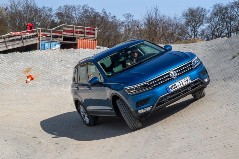 Volkswagen Tiguan | Fanaticar Magazin