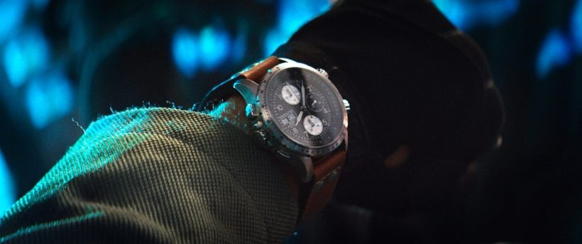 Hamilton Khaki X-Wind on Jake Morrison in Independence Day Resurgence | Fanaticar Magazin