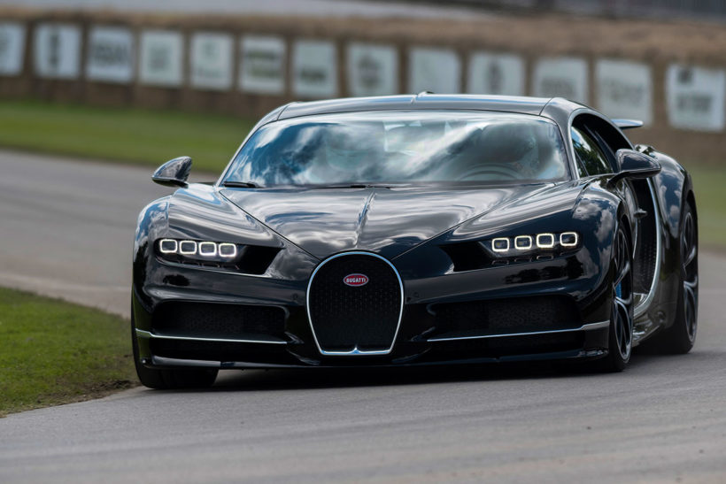 Bugatti Chiron Goodwood Festival of Speed | Fanaticar Magazin
