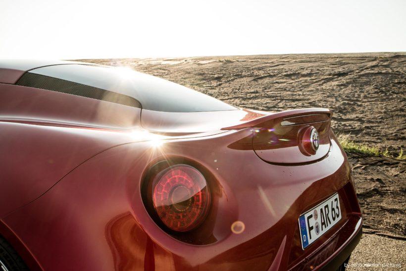 2016 Alfa Romeo 4c by marioroman pictures | Fanaticar Magazin