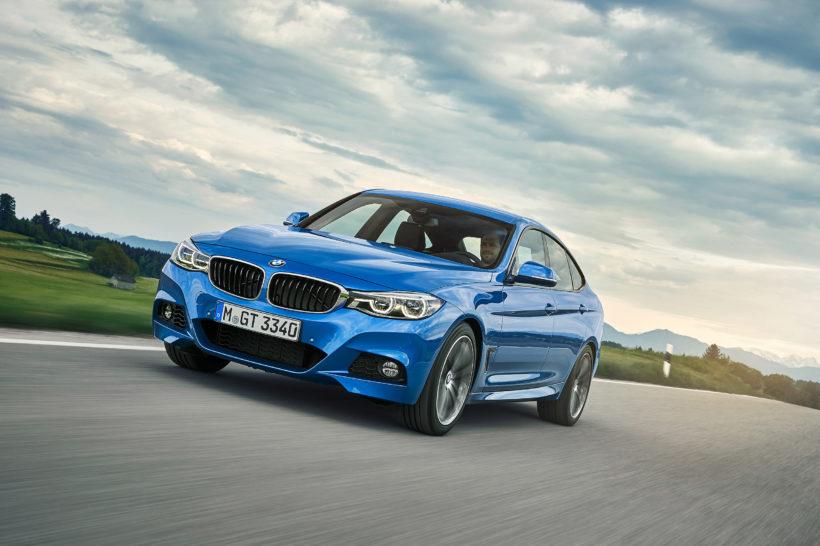 2016 BMW 3er Gran Turismo | Fanaticar Magazin